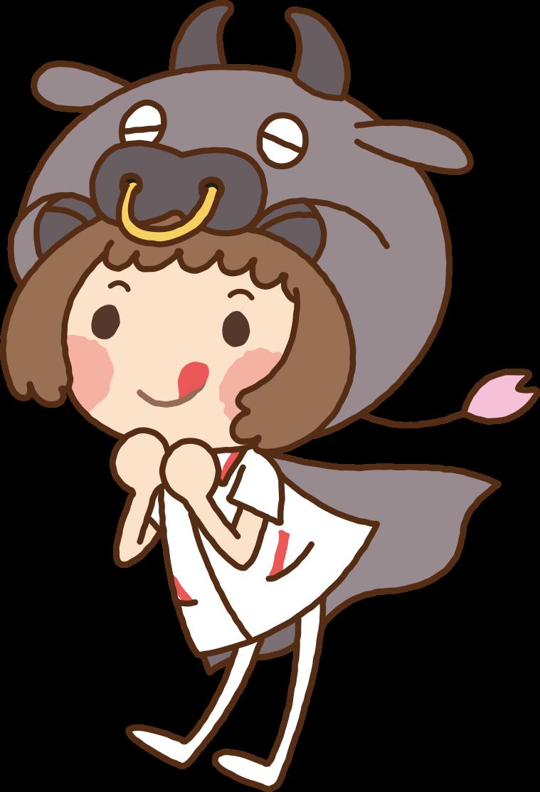 160829三田市民病院様 キャラクター ブラック.png